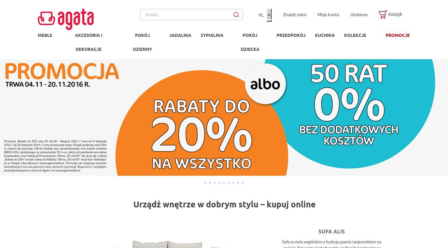 Agata Meble Möbelgeschäft In Polen Szczecin Einkaufen In Polen