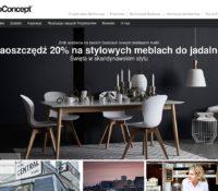 BoConcept – Möbelgeschäft in Polen, Katowice