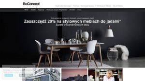 BoConcept - Möbelgeschäfte in Polen