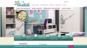 Meblik - Möbelgeschäfte in Polen